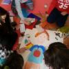 Çocuklarla Eğlenceli Yazı Çizi Atölyesi başladı